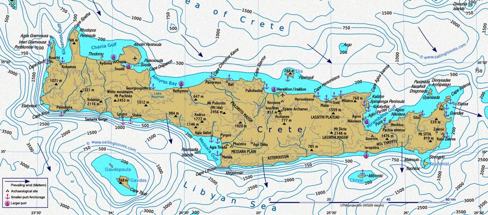Windsong Rihla Journey 40 Chania Crete A Garden Of Forking Paths