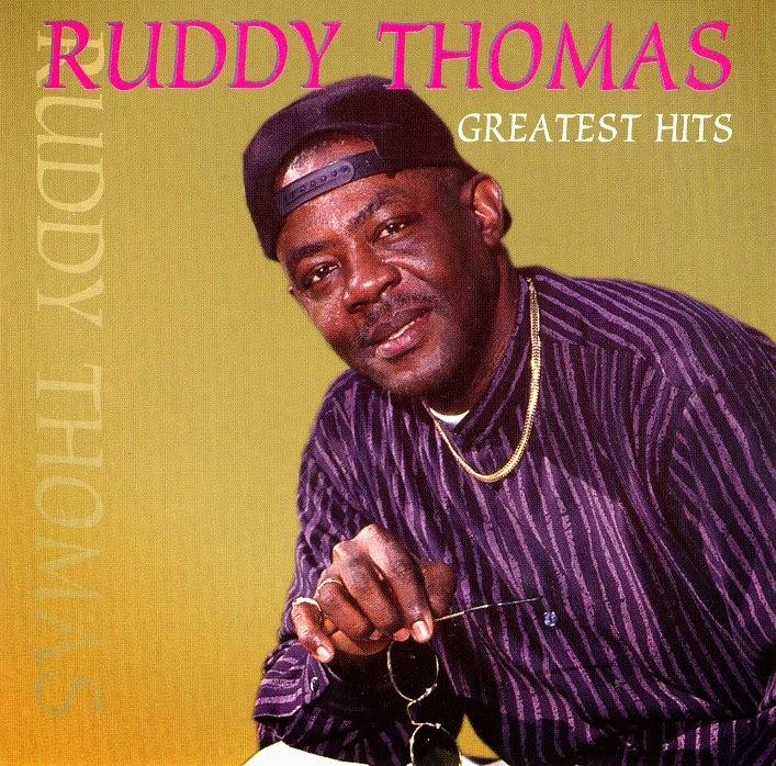 Ruddy Thomas Windy Day