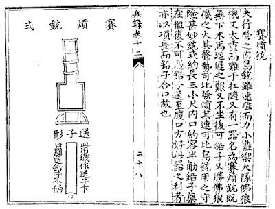 Ming Dynasty Field Gun