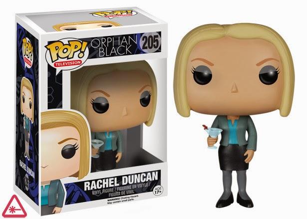 Funko Pop! Rachel Duncan