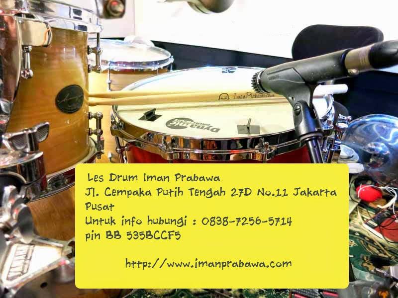Kursus Drum Di Jakarta Dengan Waktu Yang Fleksibel