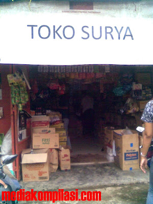 Nama Toko Sembako
