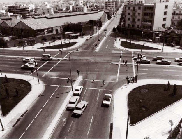 Image result for καλλιθεα το '60, πλατεια δαβακη