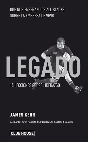 Legado, el libro de James Kerr