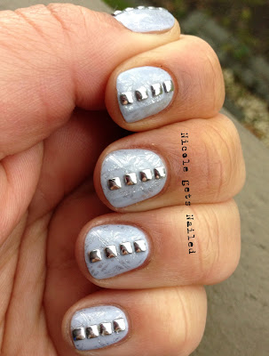 Born Pretty Store Square Stud Nails