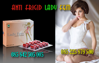kapsul anti frigid lady fem