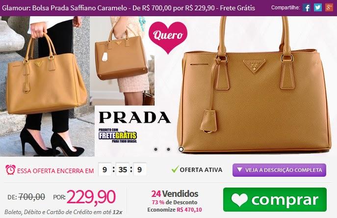 http://www.tpmdeofertas.com.br/Oferta-Glamour-Bolsa-Prada-Saffiano-Caramelo---De-R-70000-por-R-22990---Frete-Gratis-980.aspx