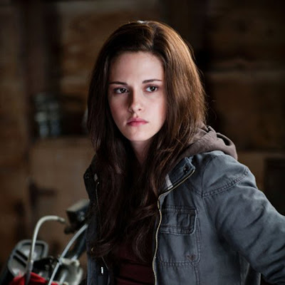 Cute Kristen Stewart as Bella
