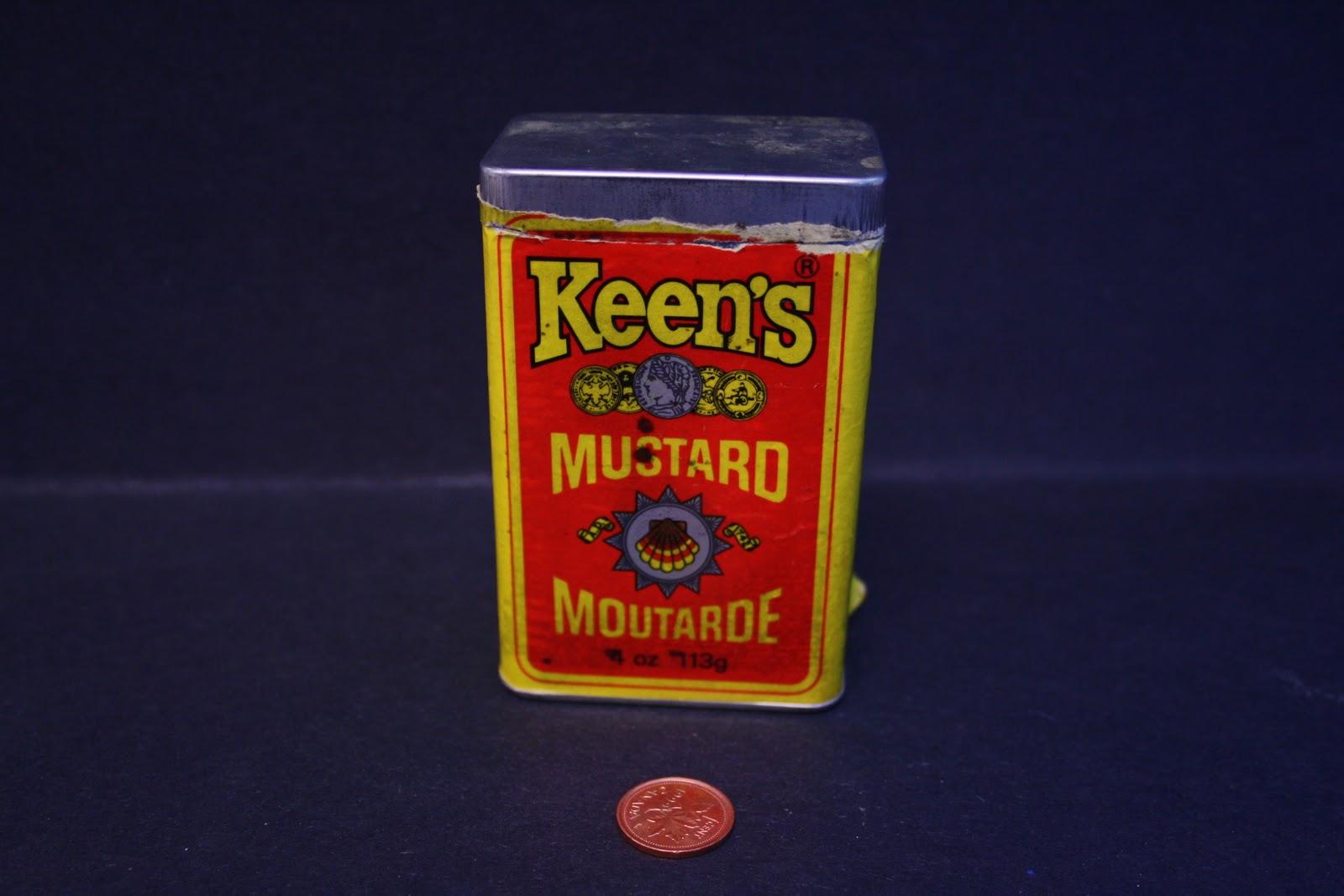 keen's mustard recipes