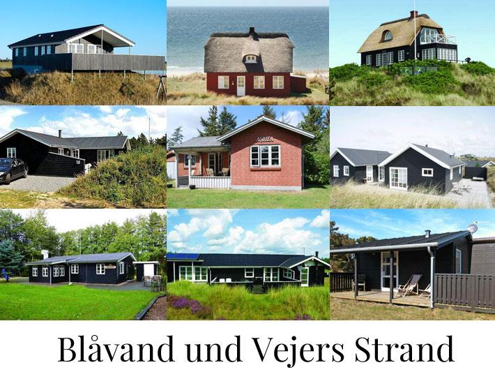 Amalie loves Denmark Ferienhäuser in Blåvand und Vejers Strand