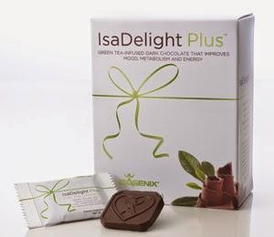 IsaDelight Plus Isagenix giảm cân, đốt cháy mỡ dư thừa