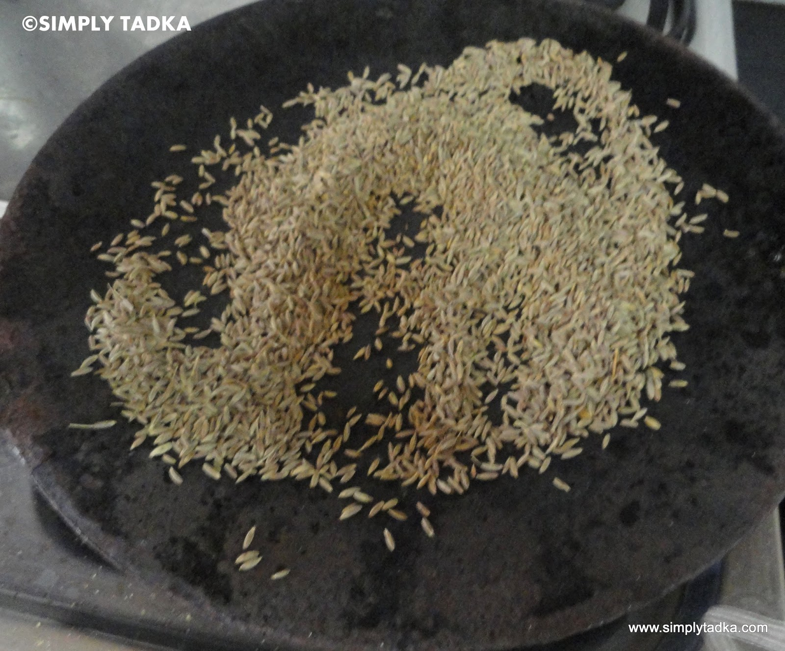 Homemade Roasted Cumin Powder ~ Simply TADKA