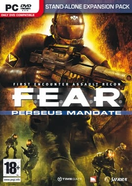 FEAR Perseus Mandate PC Windows