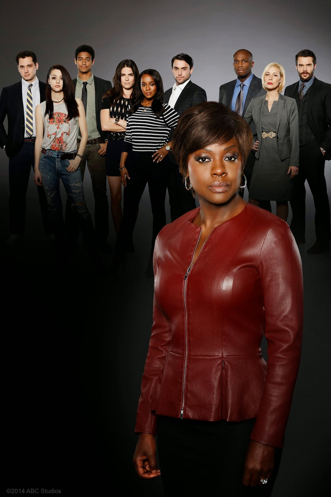 Shopgirl Jen: Sony Channel presents How To Get Away With Murder