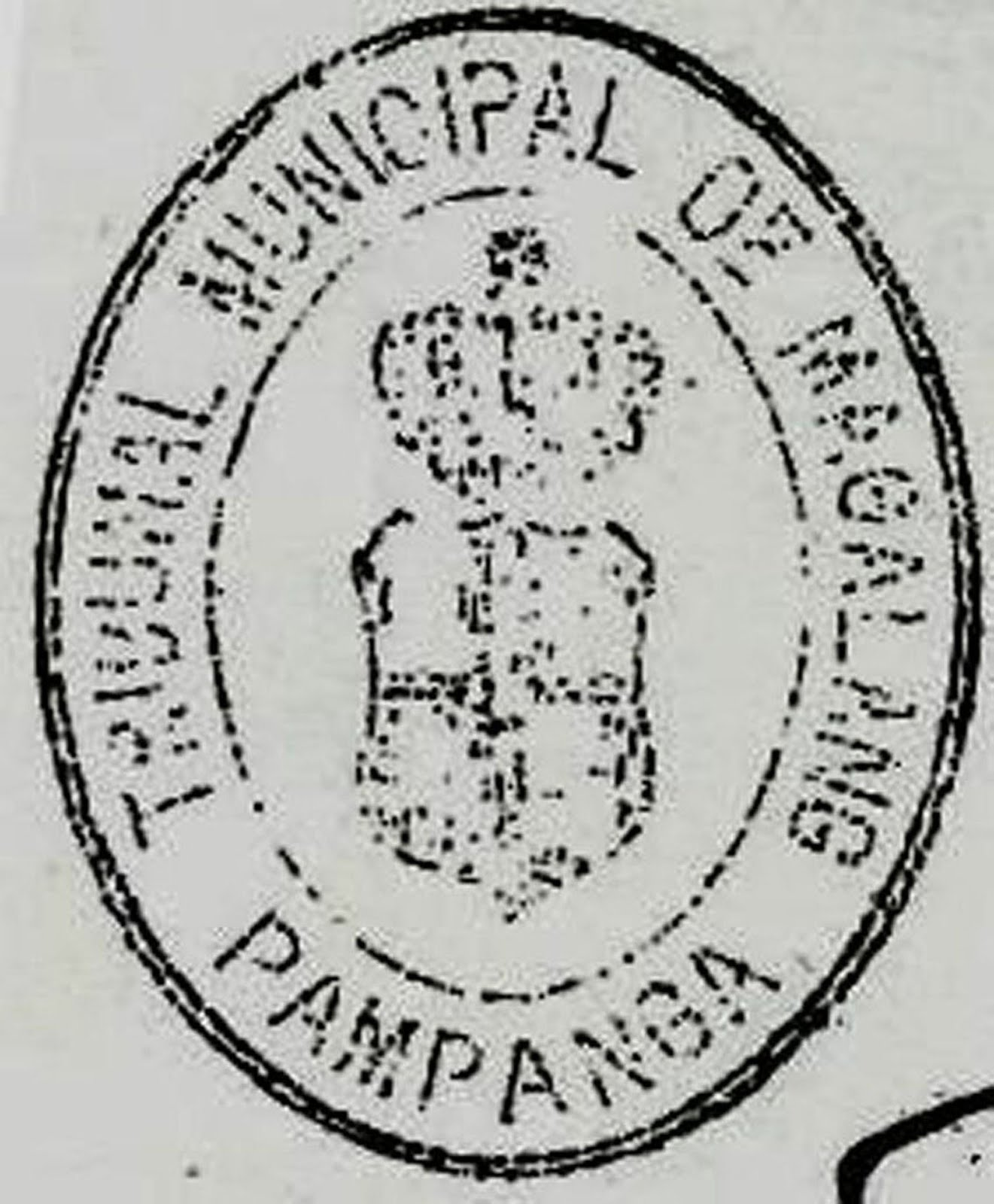 The Old Seal of Magalang c. 1894