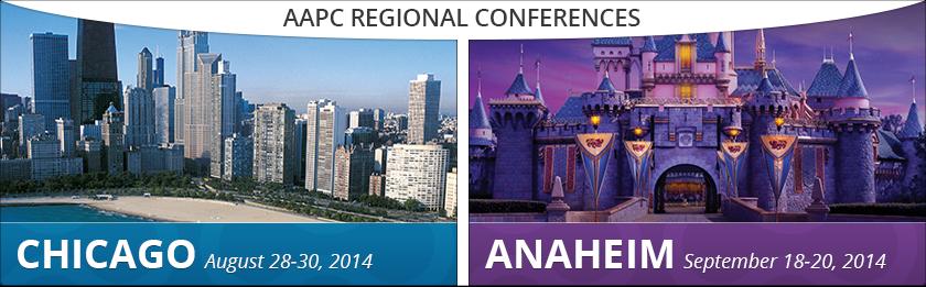 AAPC's 2014 Regional Conferences