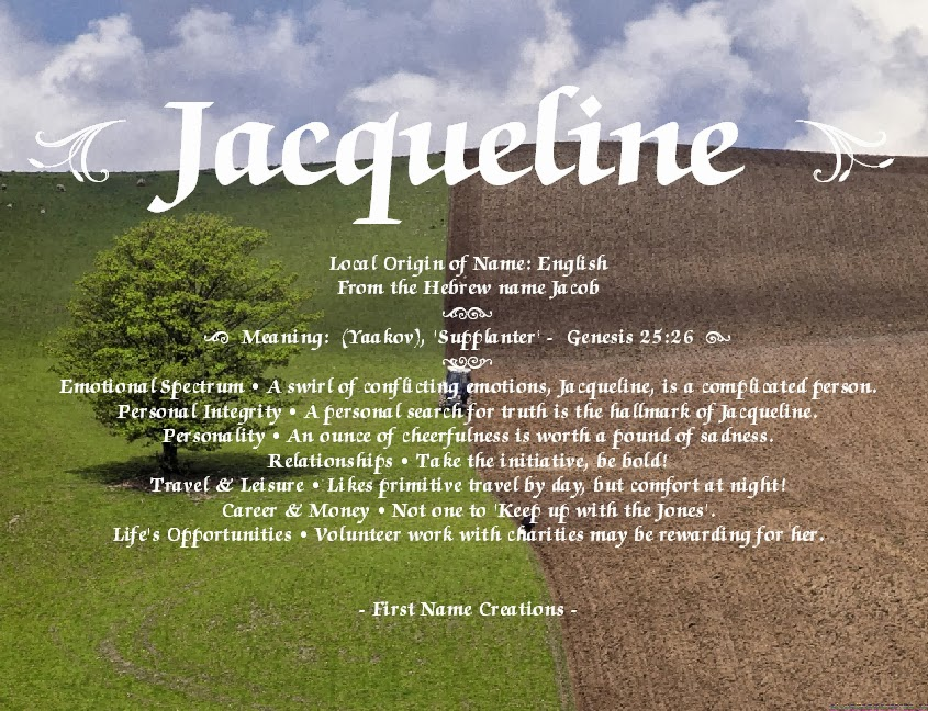 Jacqueline Name Jacqueline Name Meaning