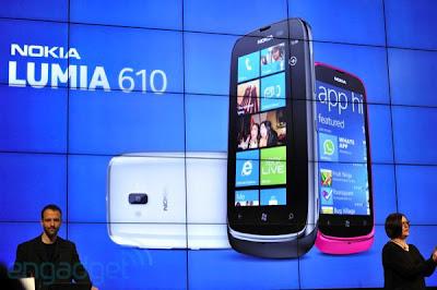 dan spesifikasi NOKIA Lumia Series Baca juga mengenai NOKIA Lumia 510