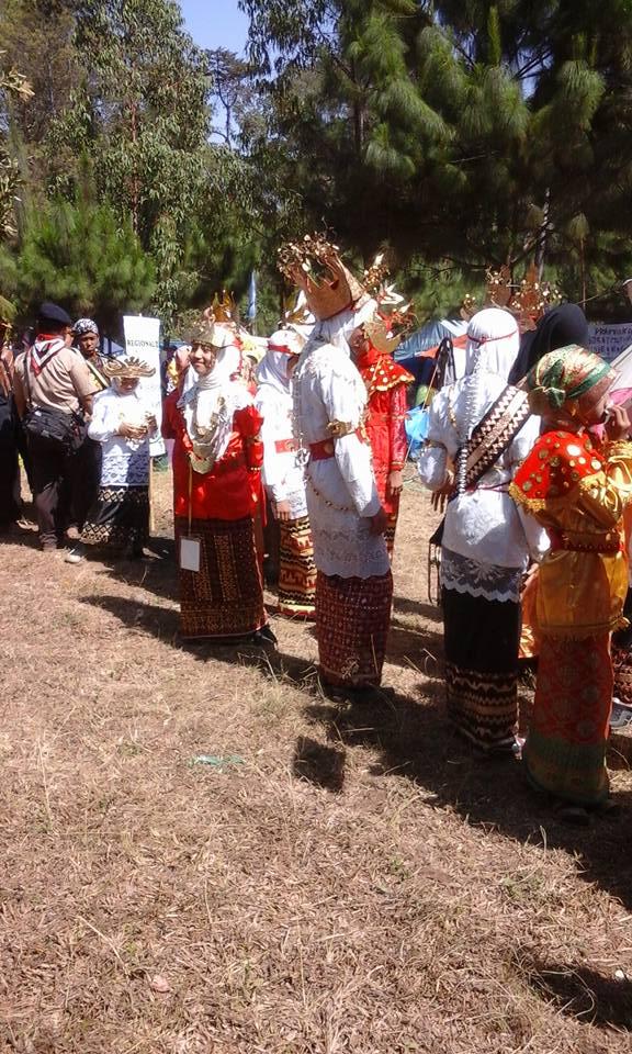 Karnaval Budaya di KEMNAS 3