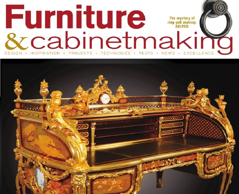 The Pillars of Dreams: Furniture & Cabinetmaking King's ...
