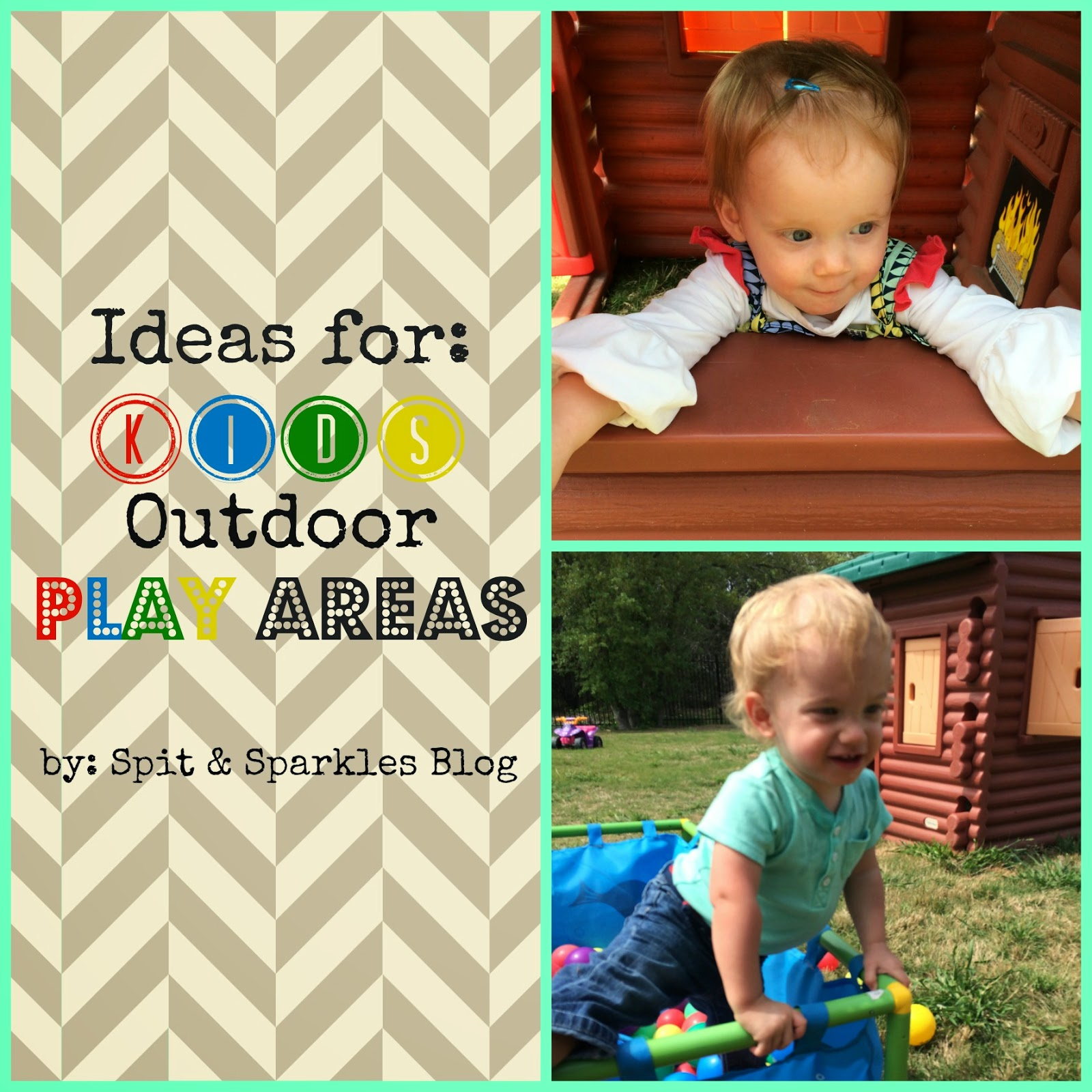 Sew Crafty Angel Ideas for Outdoor Play Areas