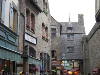 Mont. St. Micheal