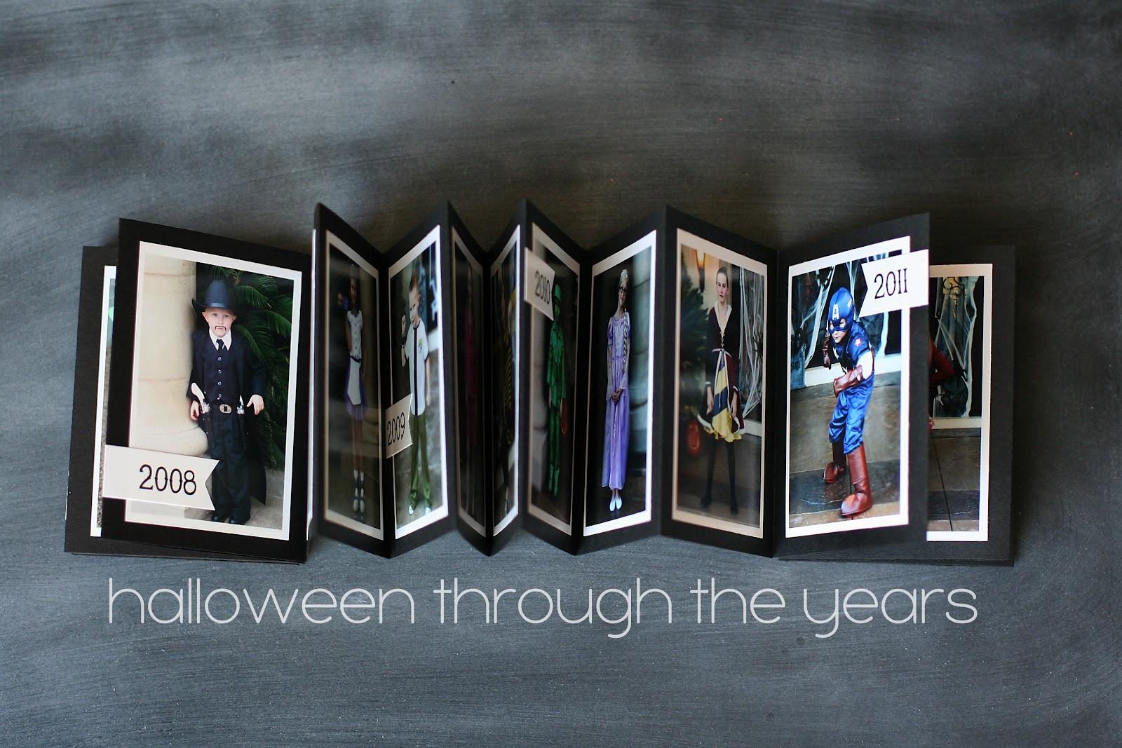 halloween through the years - eighteen25