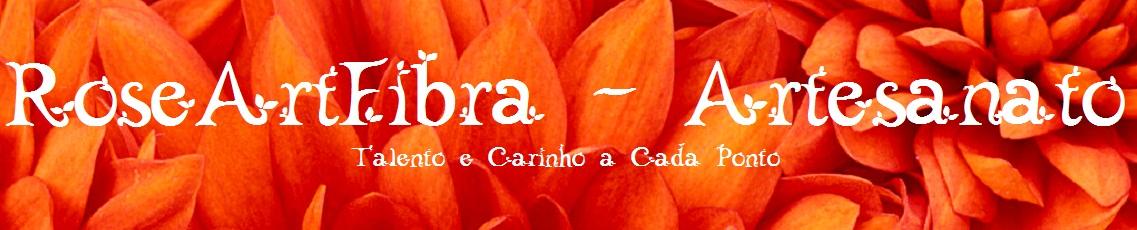 RoseArtFibra - Artesanato
