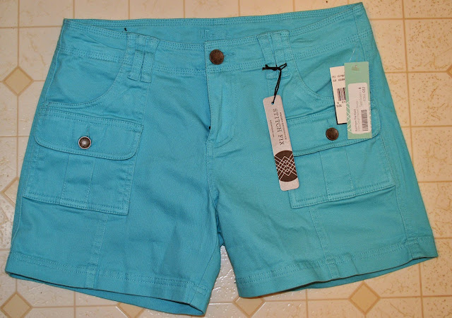 Kut from the Kloth Elliot Cargo Pocket Shorts