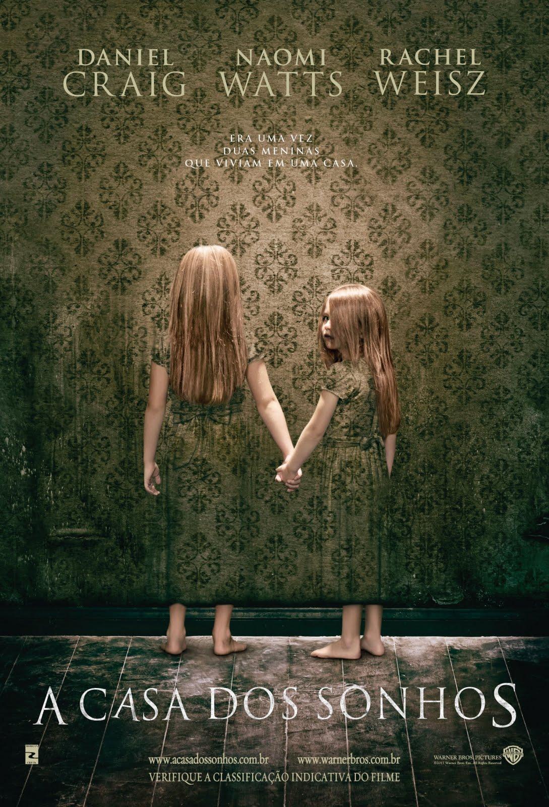 A Casa dos Sonhos (Dublado) DVDRip XviD