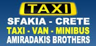 CHANIA TAXI VAN TRANSFER