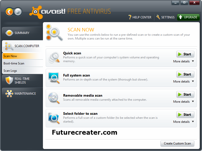Avast Free Antivirus new Version