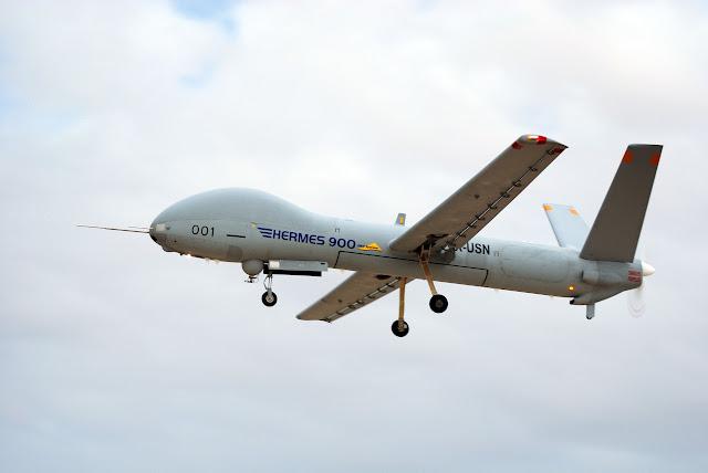 Hermes 900 ''Kochav'' UAV