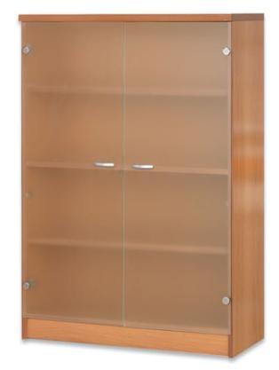 Mobiliario de oficina diciembre 2012 - Estanterias con cristal ...