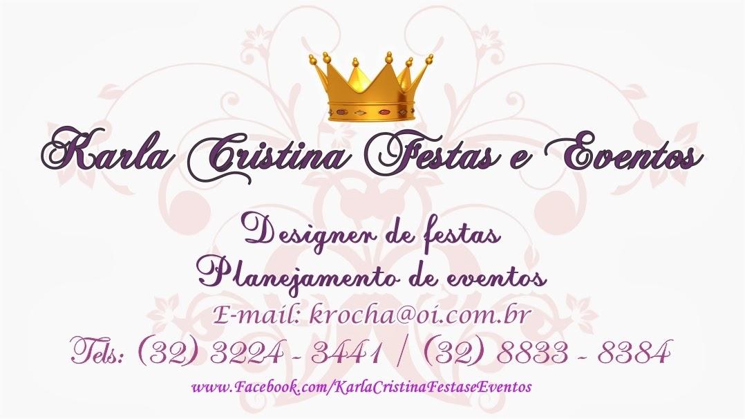 Karla Cristina Festas e Eventos