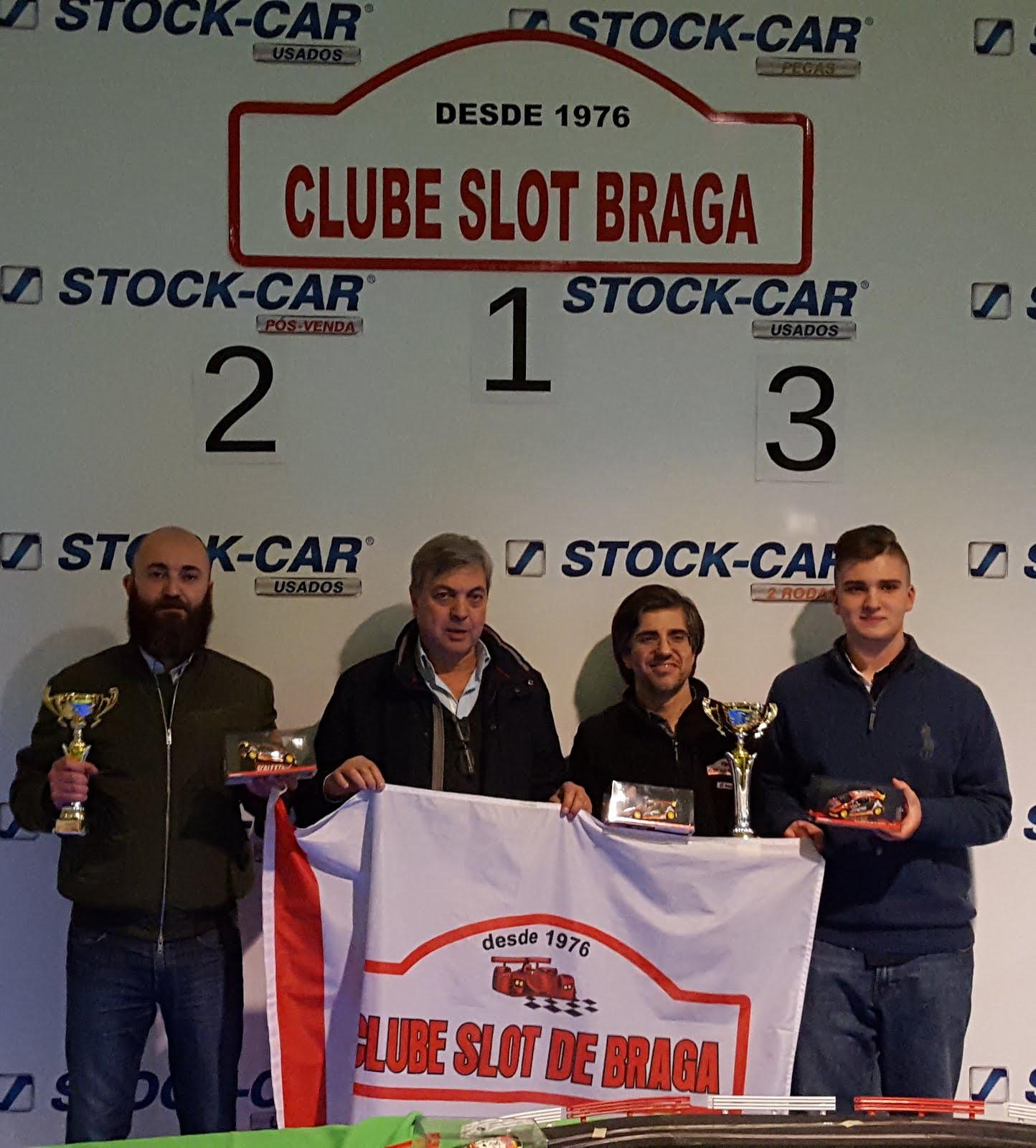 Corrida dos Campeões Slot 2016