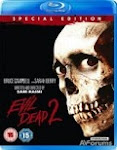 Evil Dead II Special Edition Blu-ray (UK)