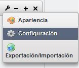 Liferay, publicador de contenidos, configuración
