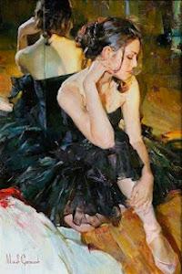 Lui amava vederla danzare, Grazia Torriglia