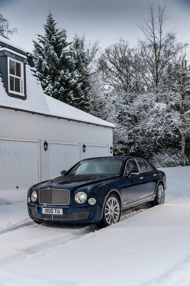2014 Bentley Mulsanne Photos