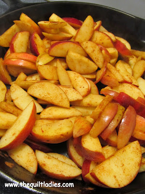 How to make Grandma's Fried Apple's