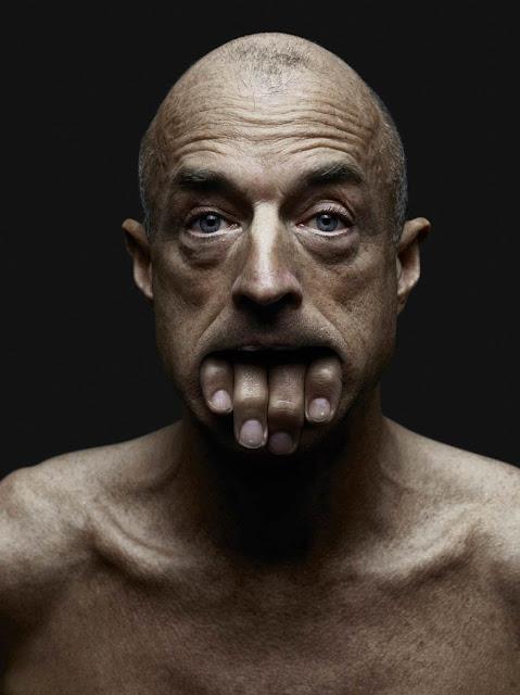 Dupla de artistas criam imagens híbridas e surreais do corpo humano