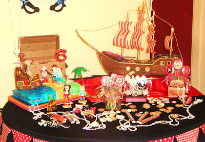 Cumplea  Os Tematico De Piratas  Pirates Themed Birthday Party