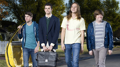 The Inbetweeners, America, remake, cast, 