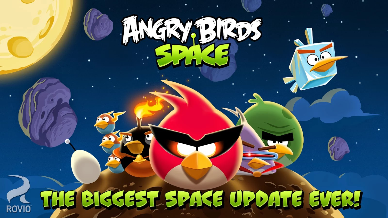 Angry Birds Space Premium v2.1.3