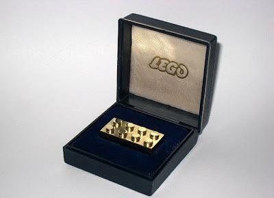 Inilah Blok Lego Kecil Yang Paling Mahal Di Dunia