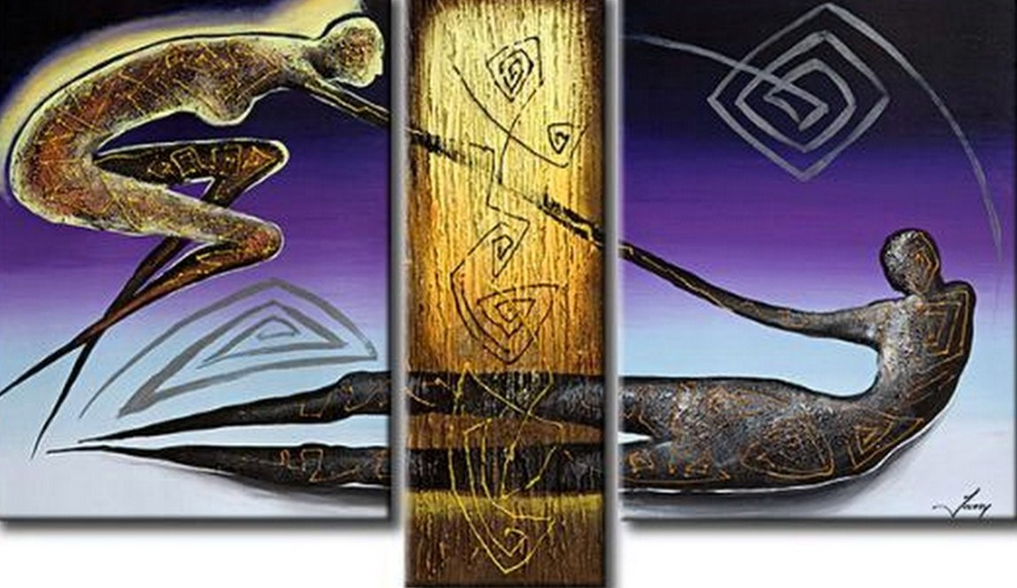 Cuadros modernos cuadros tr pticos - Cuadros minimalistas modernos lo ultimo arte ...