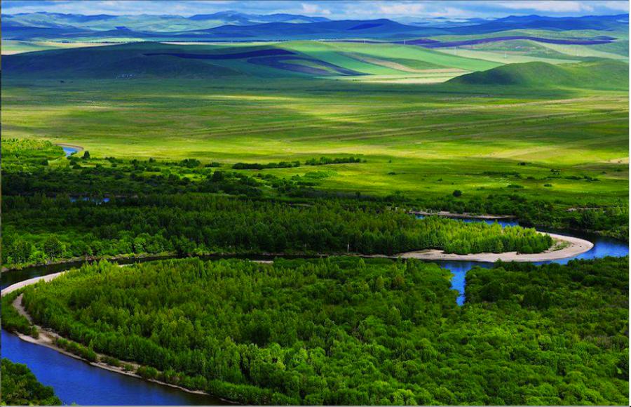 Hulunbuir Grassland 呼倫貝爾