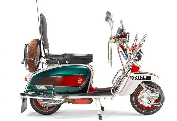 Used Vespa For Sale Italy