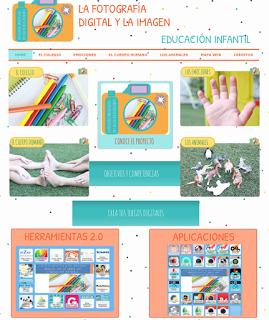 """""""La fotografía y la imagen digital en Educación Infantil"""""""